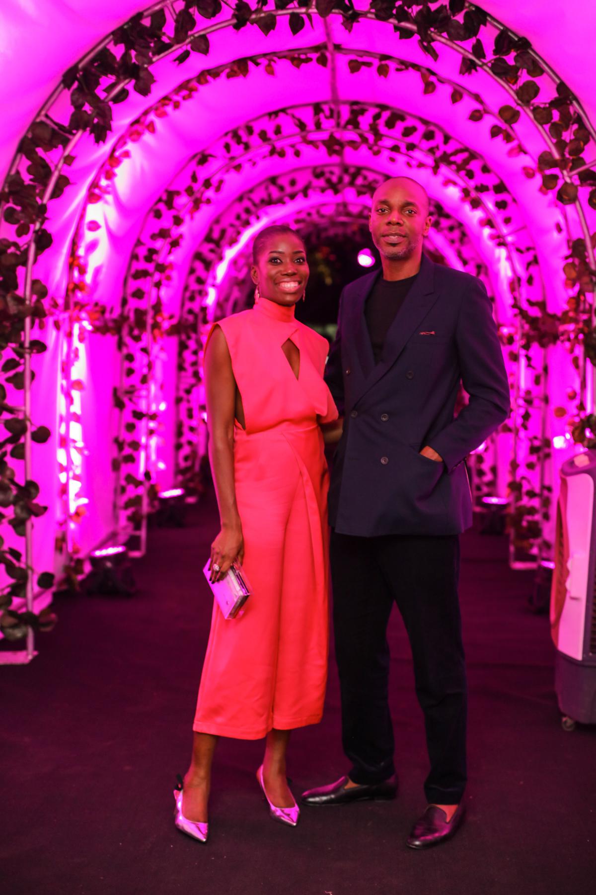 Titi Fowora and Boye Fowora