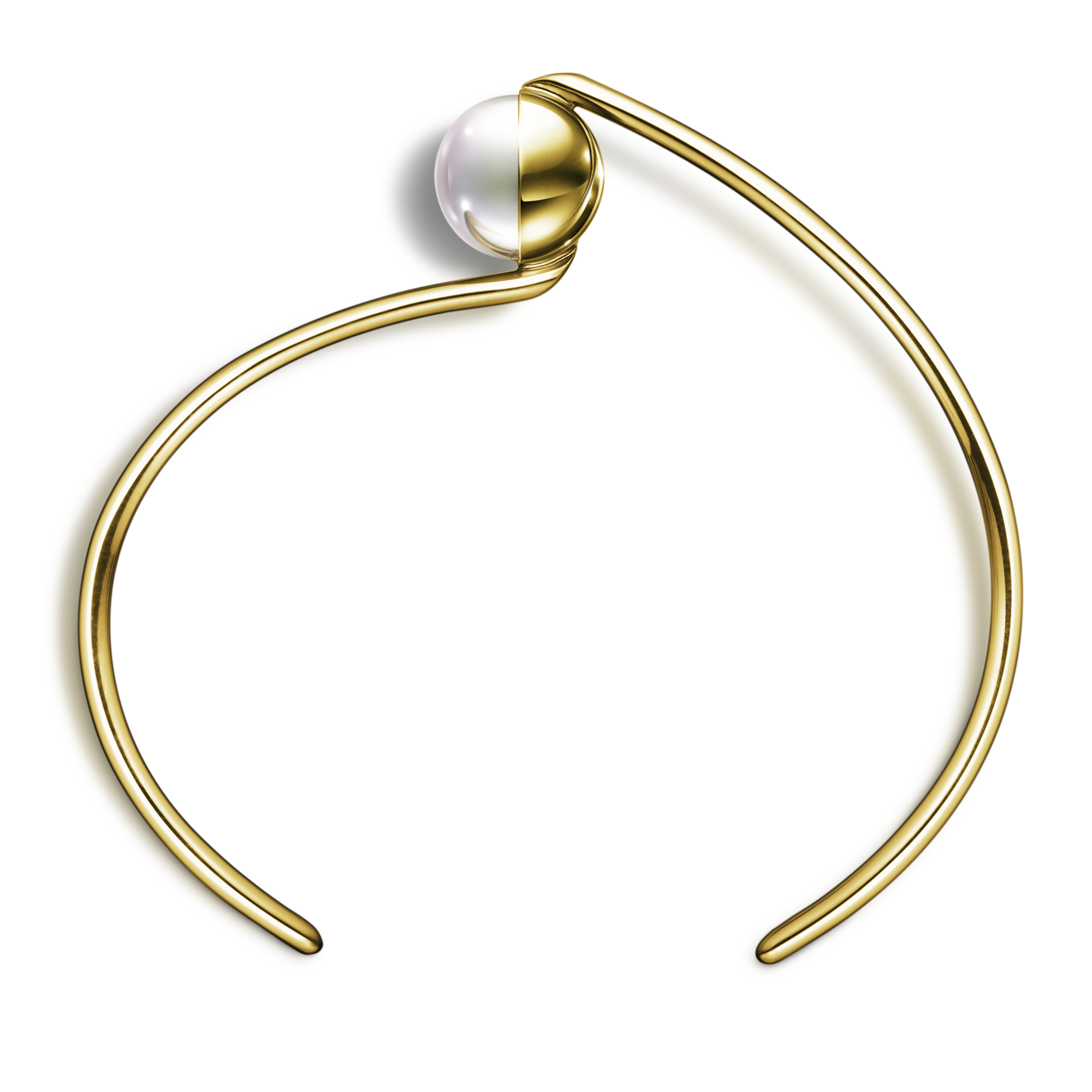 Arlequin Bangle, M/G Tasaki (Image Courtesy of Melanie Georgacopoulos)