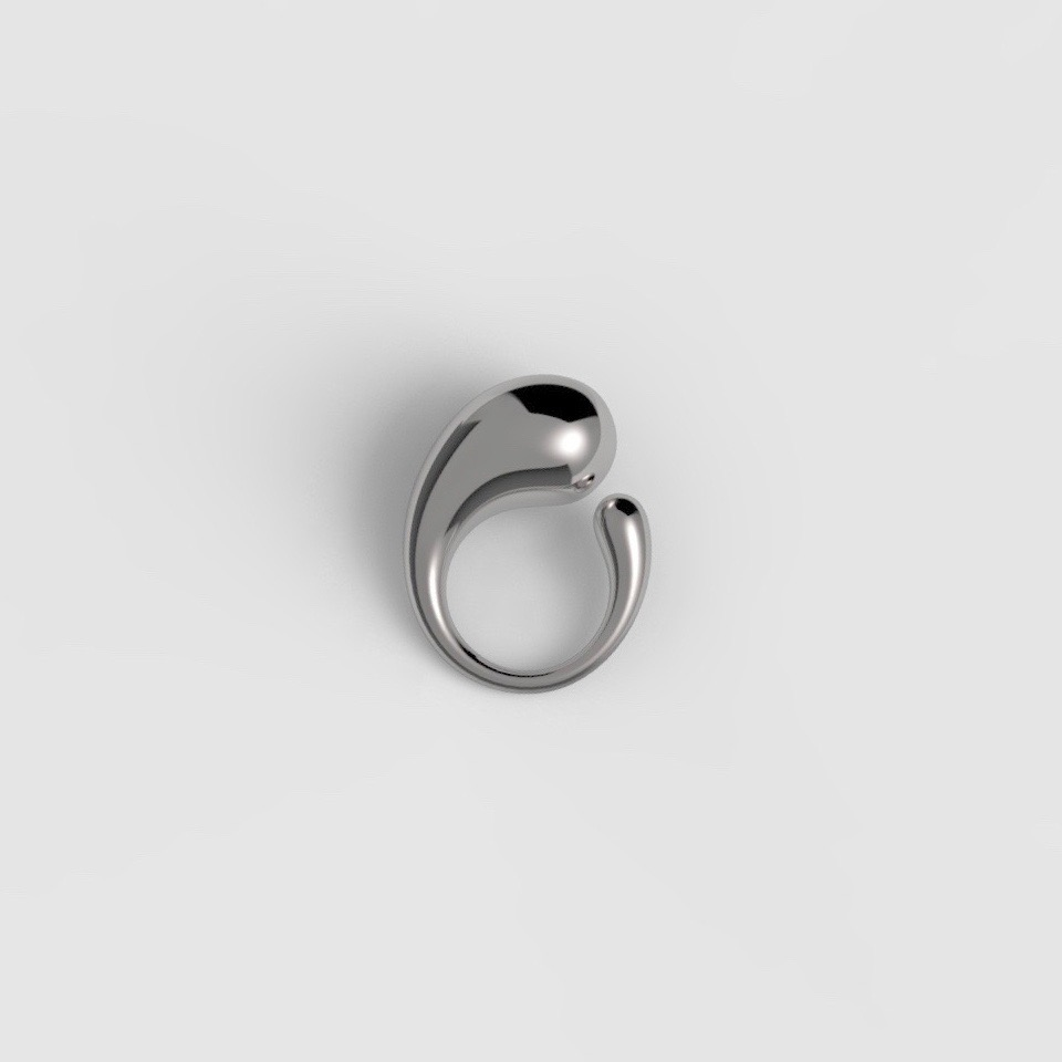 Mercy Ring, Jacqueline Rabun for Georg Jensen. Image Courtesy of J Rabun