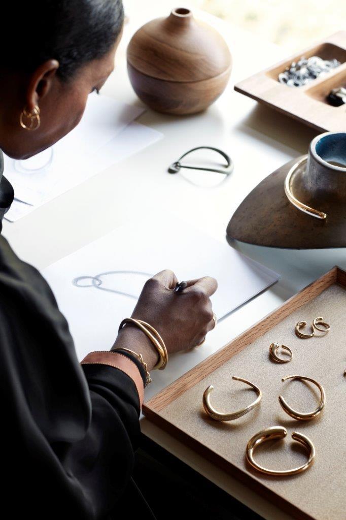 Jacqueline Rabun Clerkenwell Studio, Image Courtesy of J Rabun