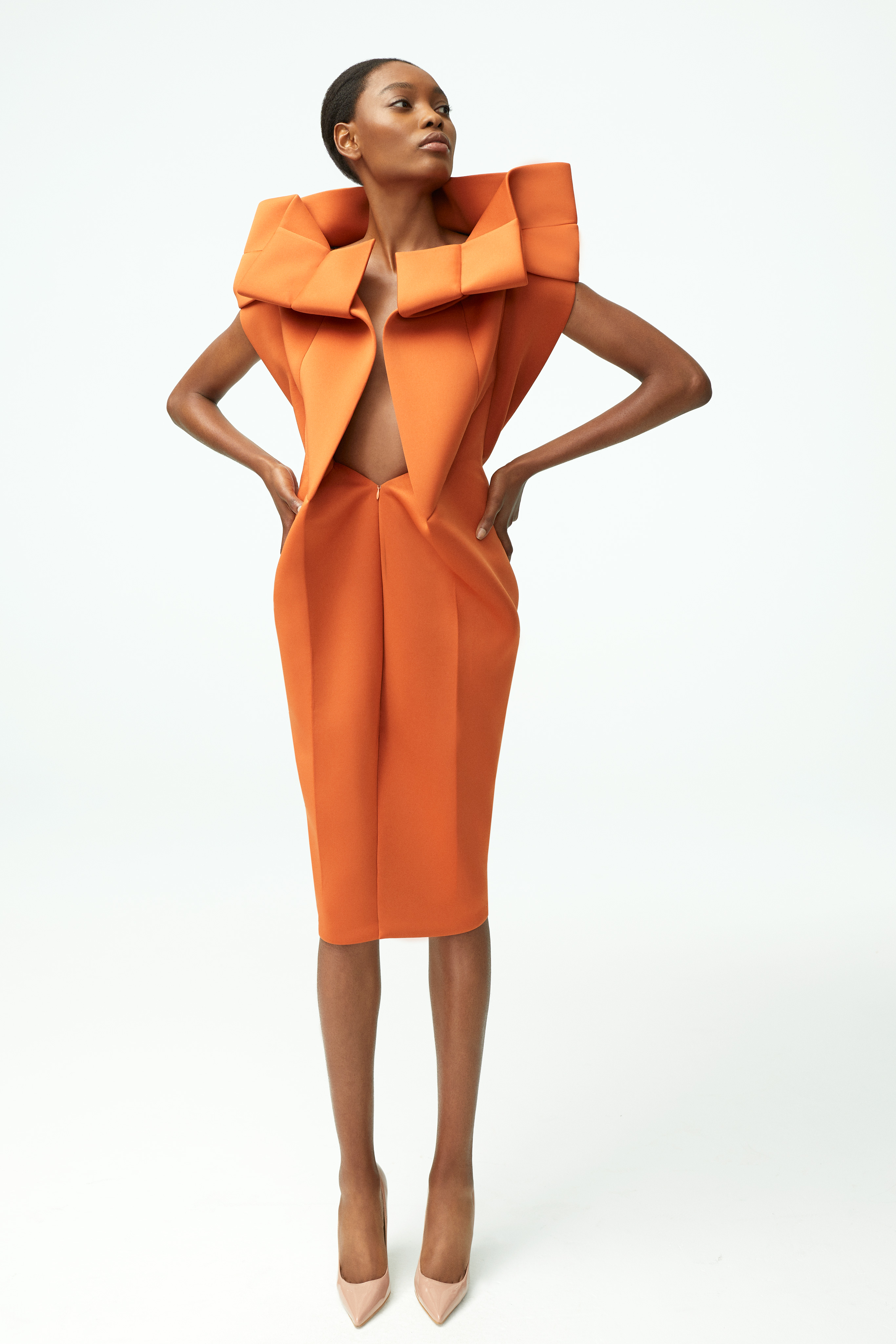 Neo Dress SS2021 Image: Amanda Pratt, Styling: Dimeji Alara
