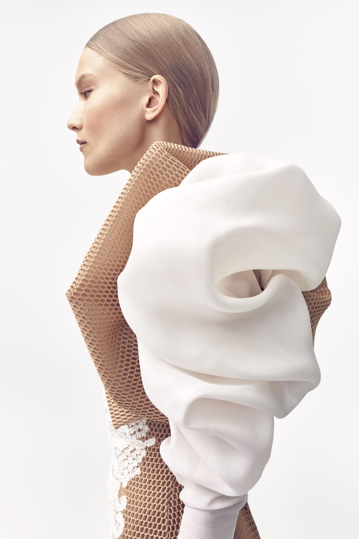 Tocca Gown SS2021 Image Amanda Pratt, Styling: DImeji Alara