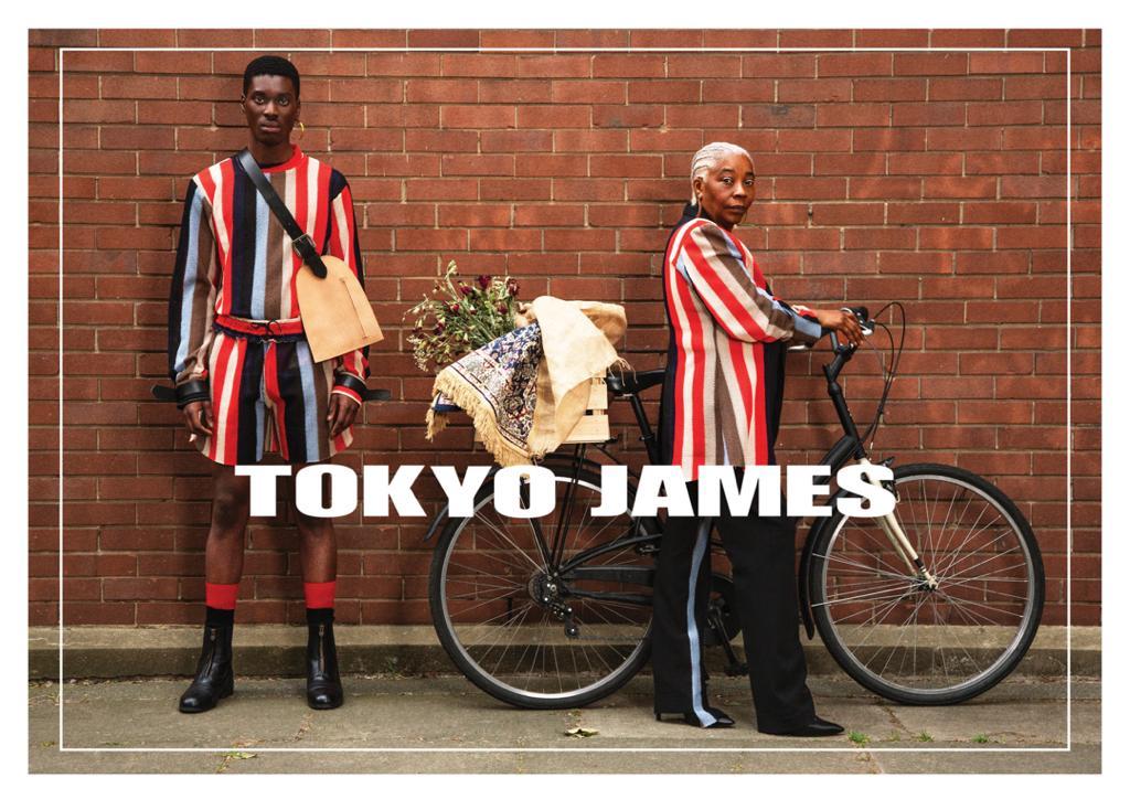 Tokyo James S/S2020 Photo: Mike Oshai