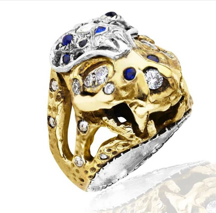 Marauder Ring Image Courtesy of Castro NYC